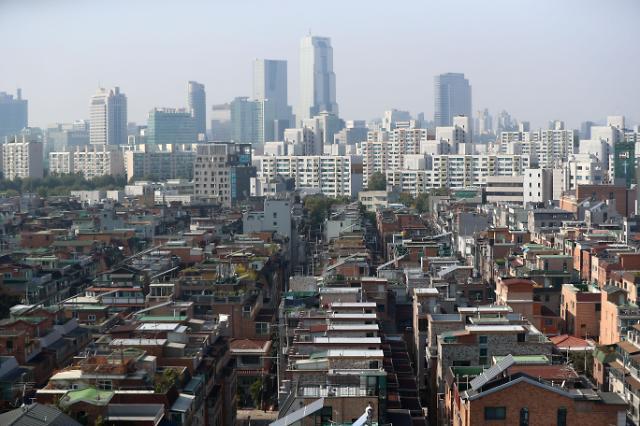 韩全租房源紧张问题难解 多户型及联排住宅成交量大涨
