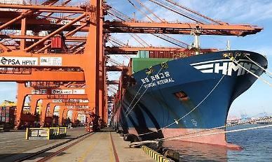 HMM, 난관 헤치고 대미수출 5번째 임시선박 추가 투입