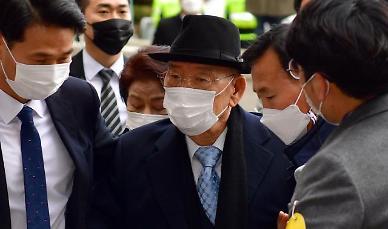 사자명예훼손 전두환 징역 8개월·집행유예 2년