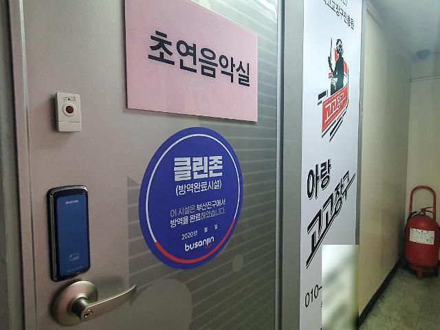"""""""코로나 3단계 수준으로""""...부산시, 폭발적인 확산세 막는다"""