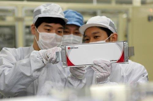 LG化学电池业务子公司下月1日出台 上市时机引关注