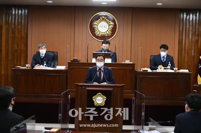 김철수 속초시장, 내년도 시정운영 방향 7가지 핵심정책 밝혀