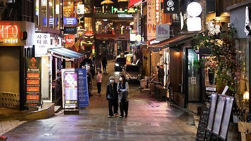 Tốc độ tăng trưởng kinh tế Hàn Quốc đạt 2,1% trong quý III/2020