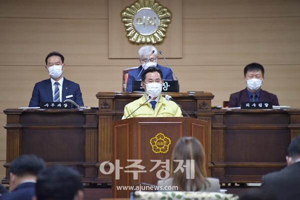 """빚 없는 부여군, 연내 채무 """"완전 변제"""""""