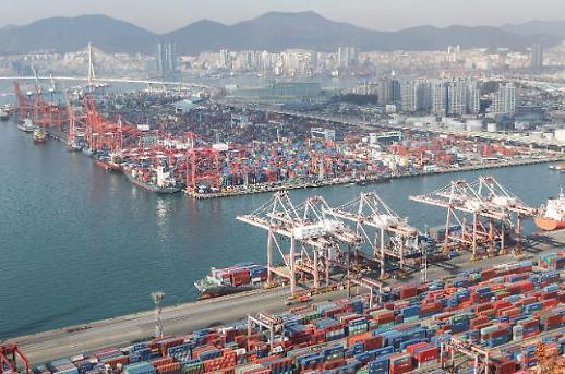 韩国11月出口同比增4%
