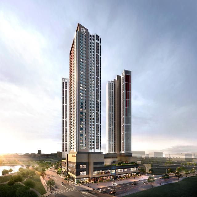 현대건설 힐스테이트 첨단 분양