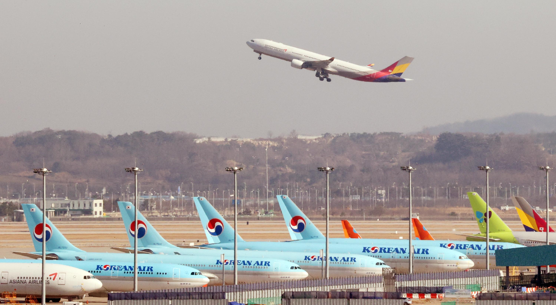 大韩航空收购韩亚迈过第一关