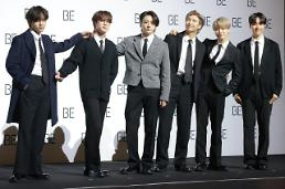 .BTS rewarded with postponement of conscription for obligatory military service.