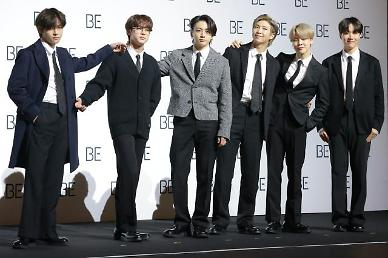 BTS rewarded with postponement of conscription for obligatory military service