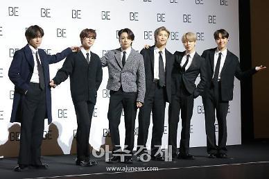 BTS, 美 빌보드 3개 주요차트 동시석권···그룹으로 세계 최초
