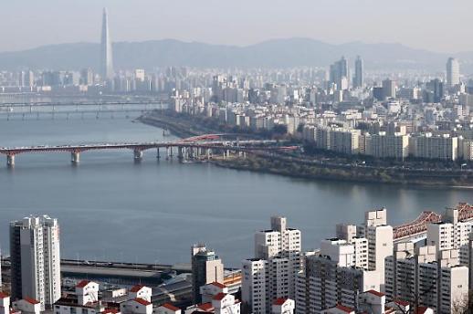 11月首尔全租房价环比上涨14万元 超过韩最低工资标准年薪