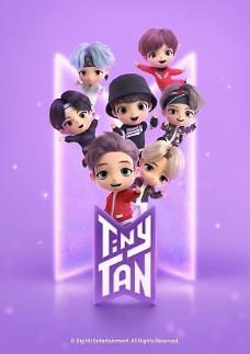 """抢夺超级IP!韩游戏界刮起""""BTS旋风"""""""