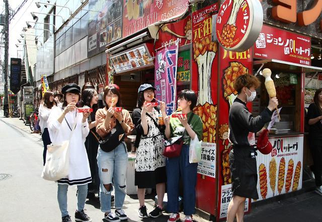 韩剧火爆韩货热销 日本开启新韩流时代