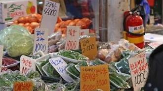 11月の消費者物価0.6%上昇・・・1ヵ月ぶりに上昇傾向へ