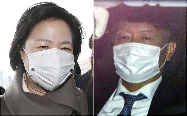 """일부 시민단체 """"尹 징계사유에 조선일보 회동 추가해야"""""""