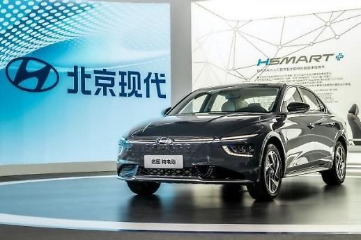 现代汽车全球市场份额稳步提高 唯独在华销量不见起色