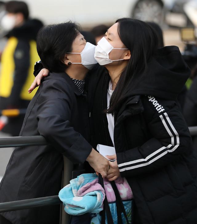 韩国疫情之下迎高考 49万名考生人数创历史最低