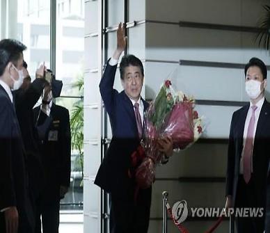 日아베 검찰 조사 받나...벚꽃모임 전야제 불법 선거자금 혐의