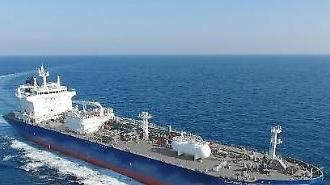 韓国造船海洋、1000億ウォン規模のLPG運搬船2隻の受注