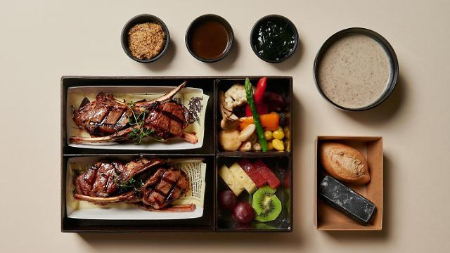 Lotte Hotel offers takeaway full course meal set for year-end home parties