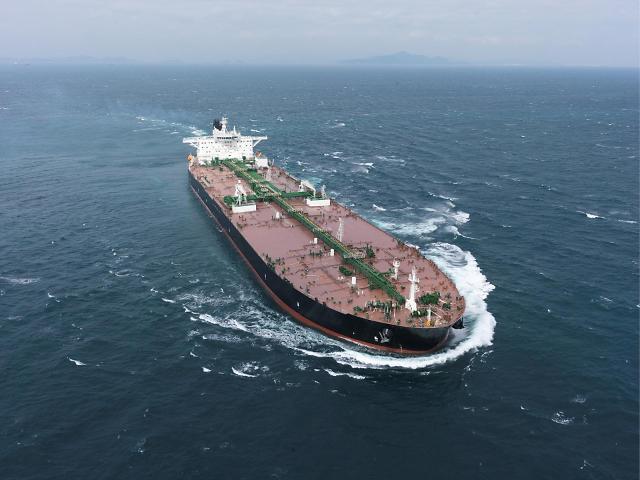 대우조선해양, LNG 이중연료 추진 VLCC 10척 건조의향서 체결