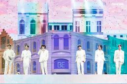 Asias biggest music show wows global K-pop fans with cutting-edge stage technologies