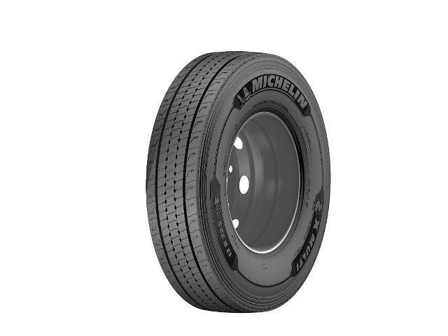 """미쉐린, 트럭·버스용 타이어 엑스 멀티 Z 2 출시…""""수명 25% 향상"""""""