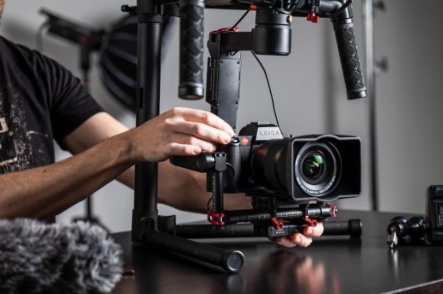 풀프레임 미러리스 라이카 SL2-S 출시…사진·영상 별도 촬영 모드