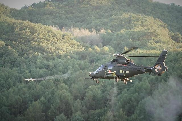 Home-made light attack chopper passed fit for combat in provisional evaluation results
