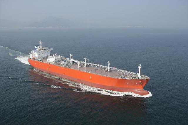 대우조선해양, 초대형 LPG운반선 1척 따내…막판 수주고 채운다