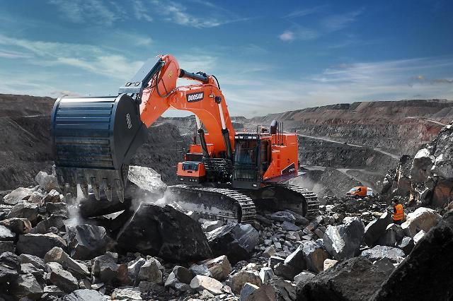 挖掘机巨头即将诞生 现代重工有望收购斗山工程机械