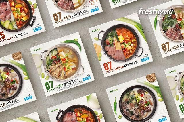 韩国方便类食品市场迅速增长 酒店百货店纷纷加入鏖战