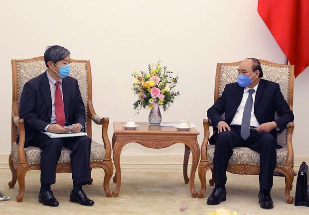 [NNA] JICA 이사장, 베트남 총리와 회담