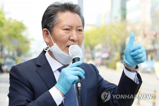 """정청래 """"이당저당 옮겨 다니는 뜨내기 김종인의 사과, 얼마나 웃기는 일인가"""""""