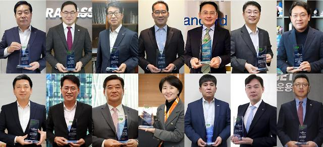 [2020 금융증권대상] 코로나19 악재에도 꿋꿋했던 금융산업 리더들