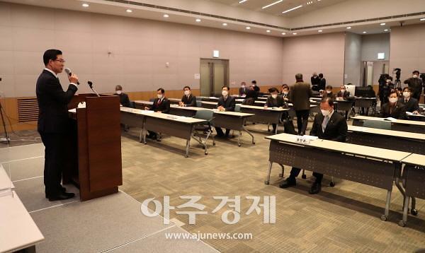 충남도·도의회·시군 'KBS 유치' 전방위 총력전