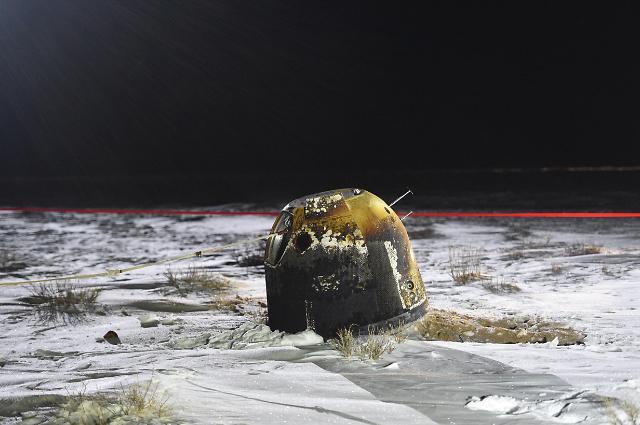 중국 달 탐사선 창어5호, 달 샘플 싣고 지구 귀환