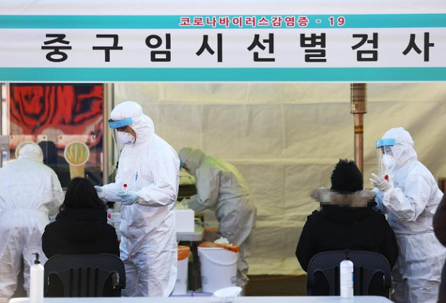 首尔新冠确诊数创单日新高 病床告急或征用大学设施