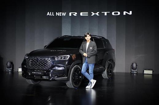 大型SUV在韩受追捧 年度销量首破10万辆