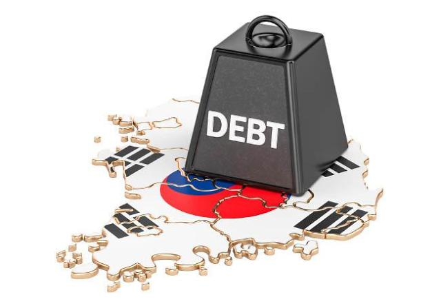 报告:今年韩国国家债务增额远超名义GDP增加额