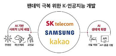 Samsung, Kakao and SKT join hands to jointly develop AI to tackle COVID-19 pandemic