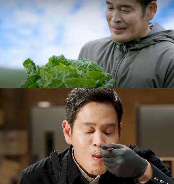 요리하는 YJ 정용진 부회장 배추밭 영상 조회수 50만 육박