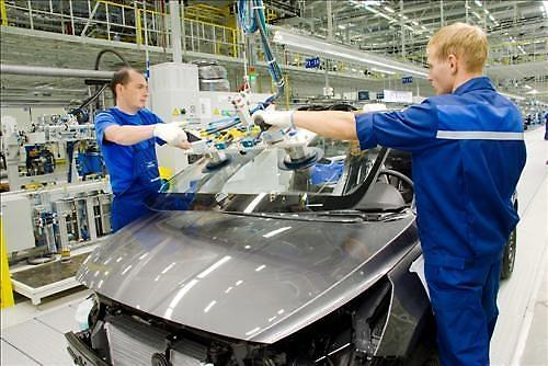 韩国现代收购通用汽车俄罗斯工厂