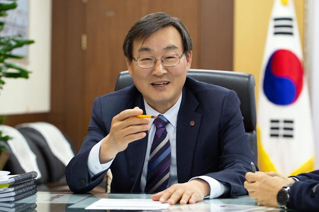 취임 100일 임해종 가스안전공사 사장, 내년 수소경제 선도 포부