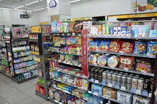 报告:去年韩国连锁店销售额同比增八成