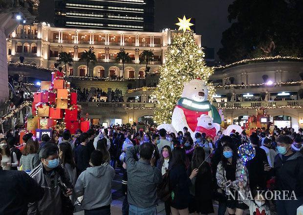 [NNA] 홍콩, 입국자 격리 21일간으로 연장