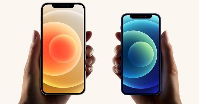 아이폰12 시리즈, 4분기 역대 최대 판매량 경신한다