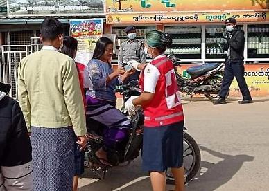 [NNA] 미얀마, 양곤 등 일부지역 외출규제 해제