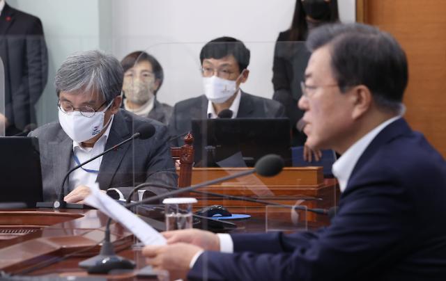 文, 변창흠 국토부·정영애 여가부 장관 임명 재가…내일부터 임기 시작