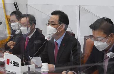 """주호영 """"코로나 백신, 긴급현안질문 제안"""""""